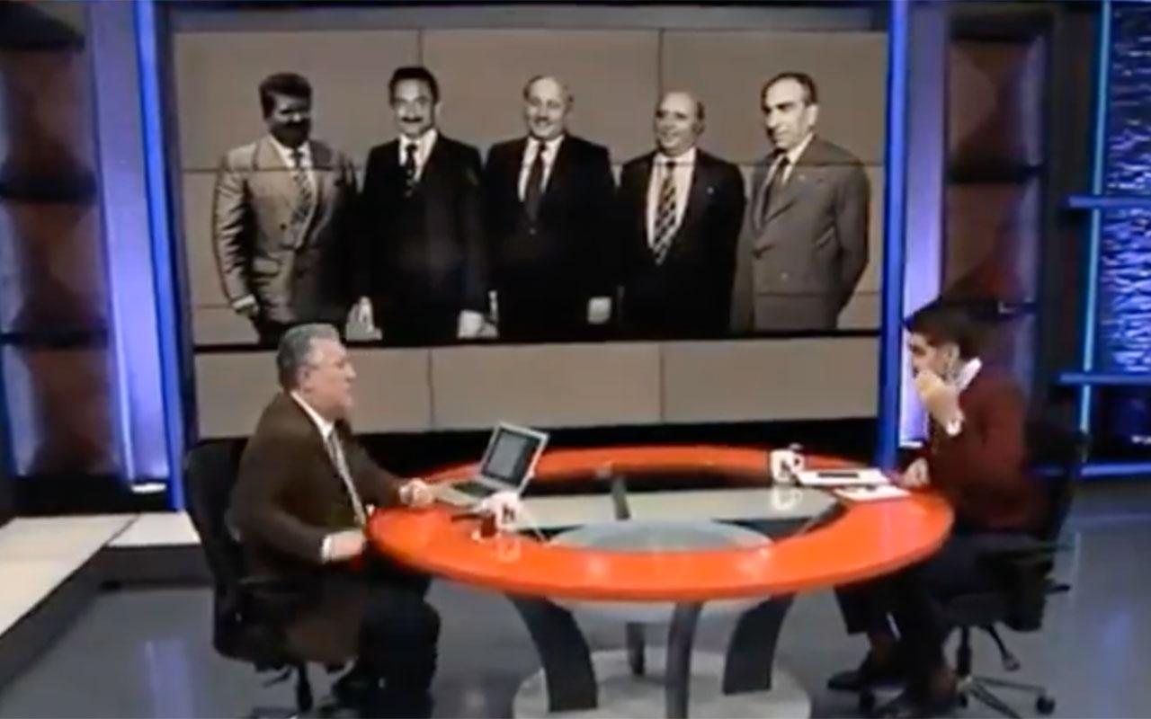 Levent Gültekin'den skandal Alparslan Türkeş sözleri! Özal, Demirel, Erbakan'a demediğini bırakmadı
