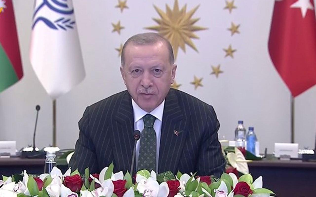 Cumhurbaşkanı Erdoğan'dan Karabağ mesajı