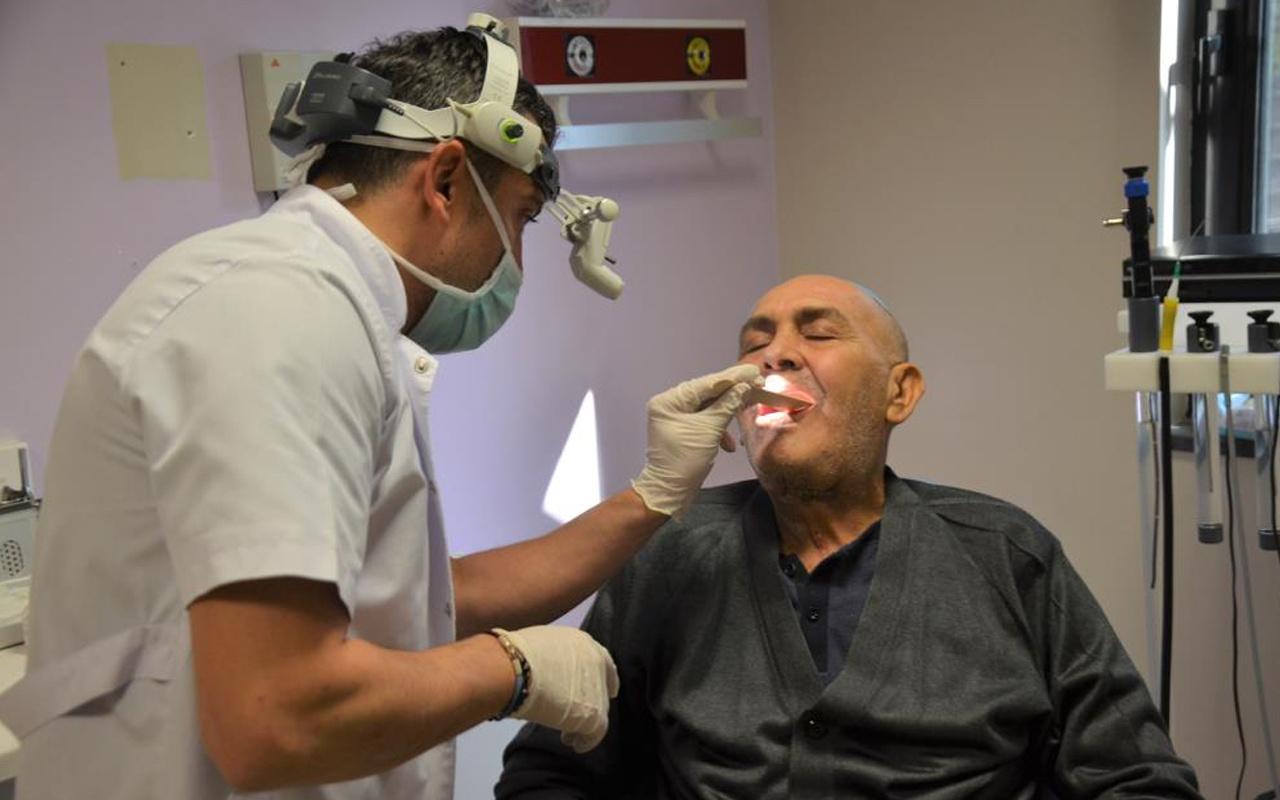 Ordu'da diş ağrısını önemsemedi hastaneye gidince şok oldu! Bir ay boyunca uyudu