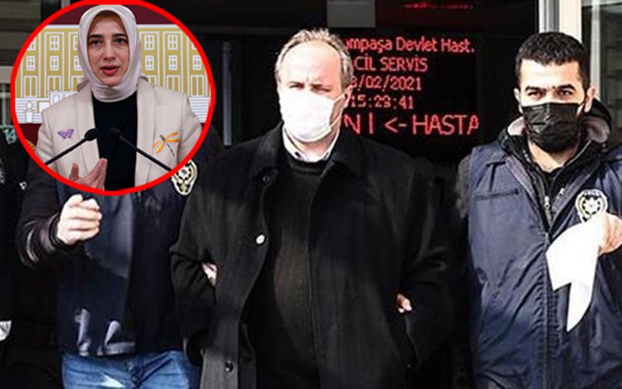 Avukat Mert Yaşar'ın tutuklamaya itirazı reddedildi! AK Partili Özlem Zengin'e hakaret davası