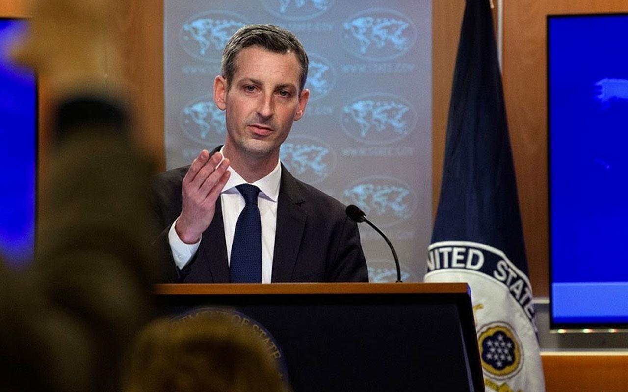 ABD'den skandal bir Filistin açıklaması geldi