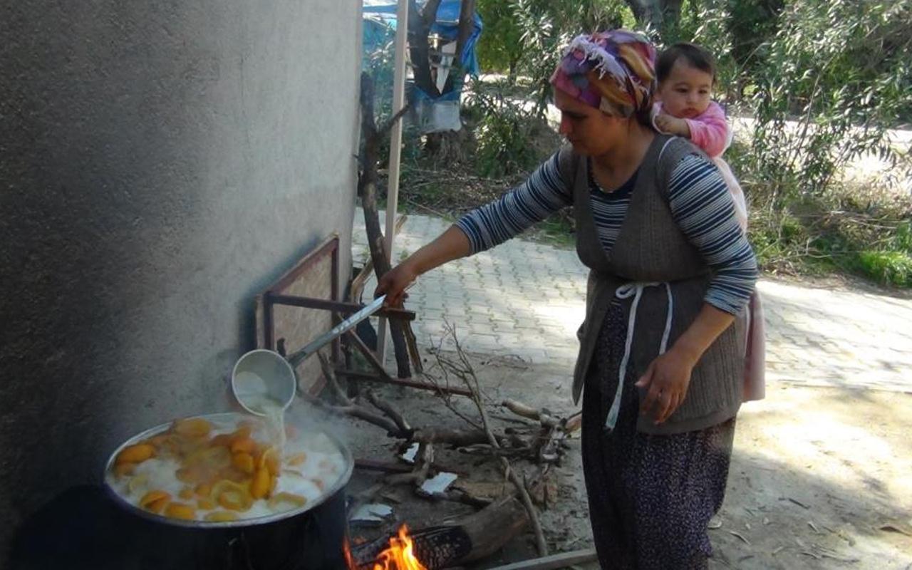 Kilosu 20 TL'ye satılıyor! Adana'da kadınlar yapıyor geçim kaynağı oldu