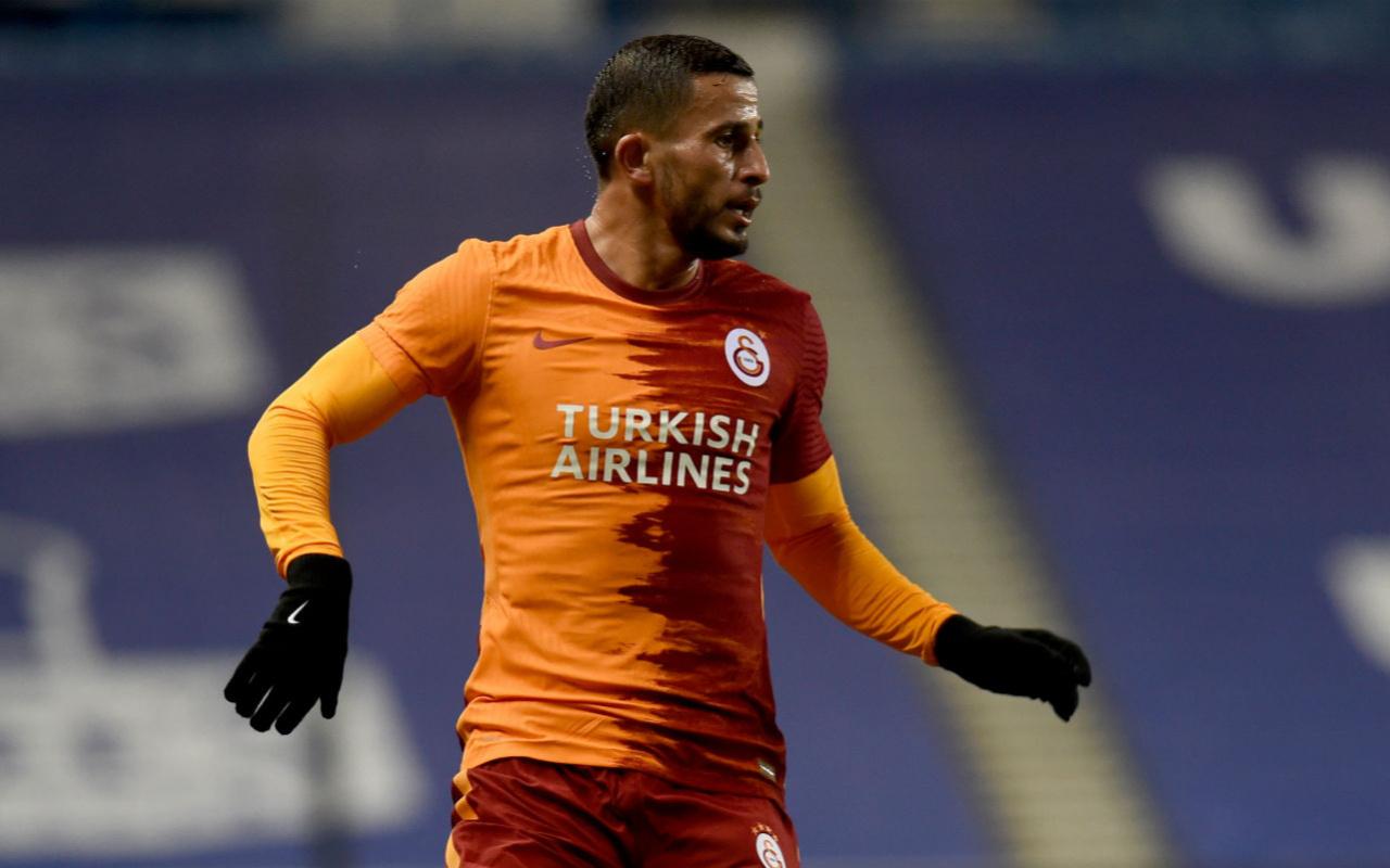 Galatasaray'da Omar Elabdellaoui'den sevindiren paylaşım