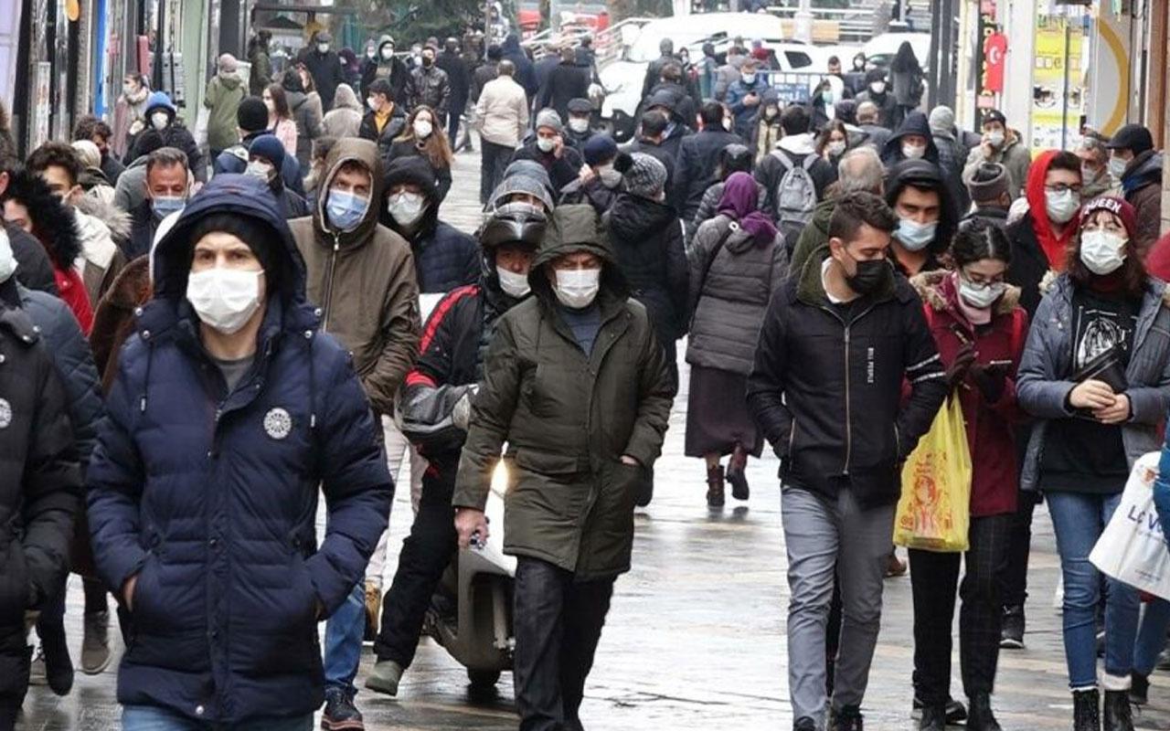 Trabzon'da vahim olay cenazeye katılan 100 kişiden 40'ı Covid-19 oldu