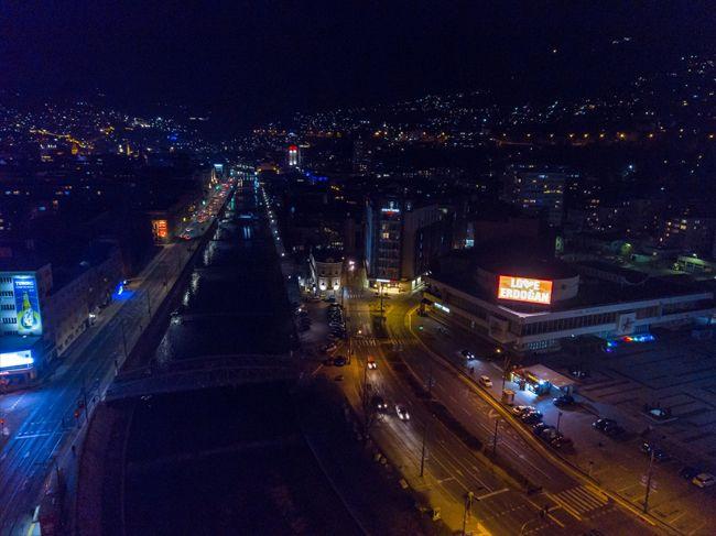 Saraybosna meydanlarında Erdoğan ilanı