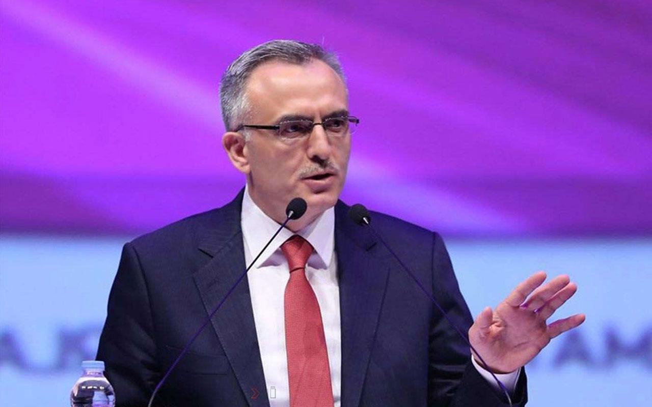 Naci Ağbal: En önemli önceliğimiz fiyat istikrarı
