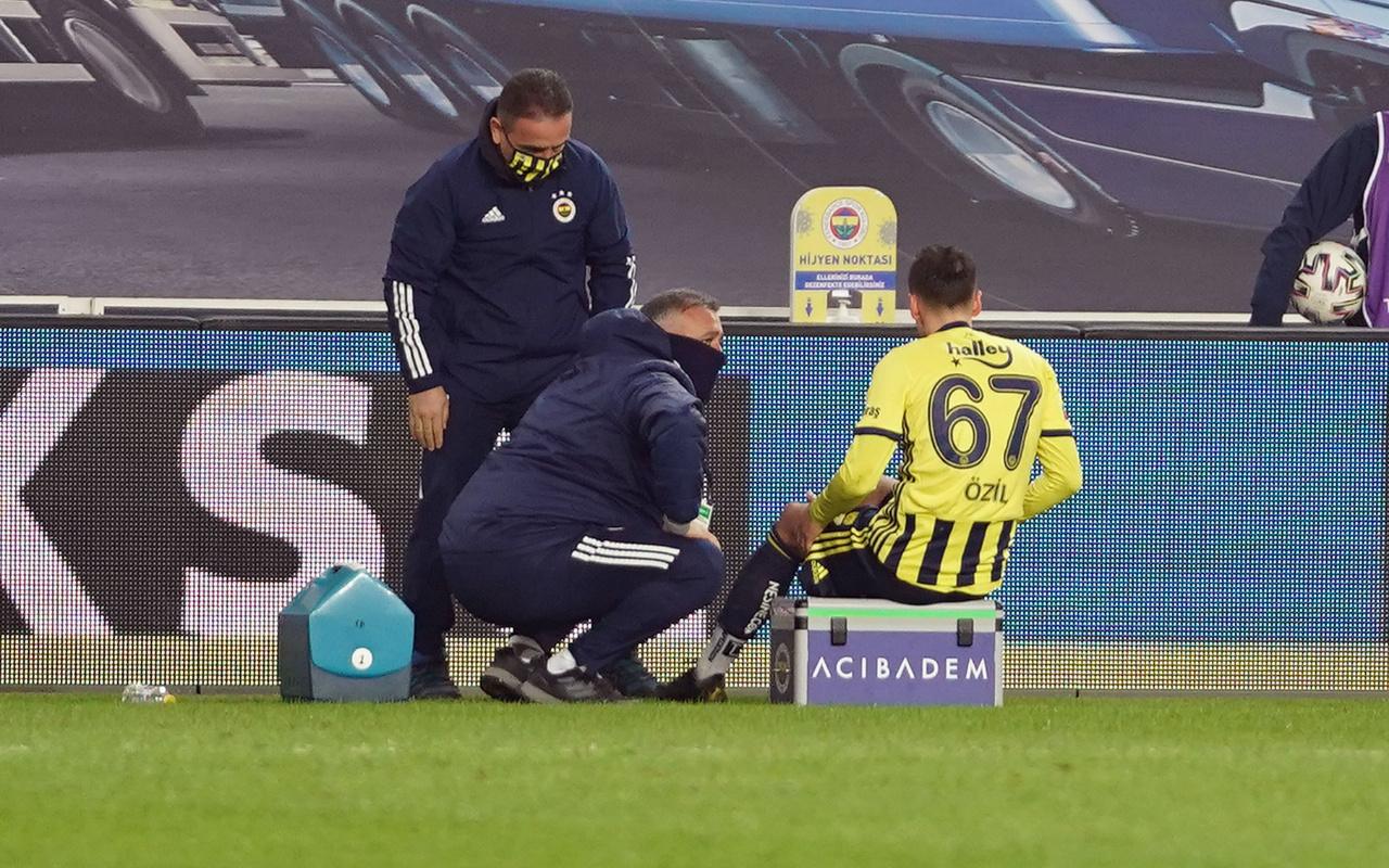 Mesut Özil'den sakatlık sonrası ilk açıklama