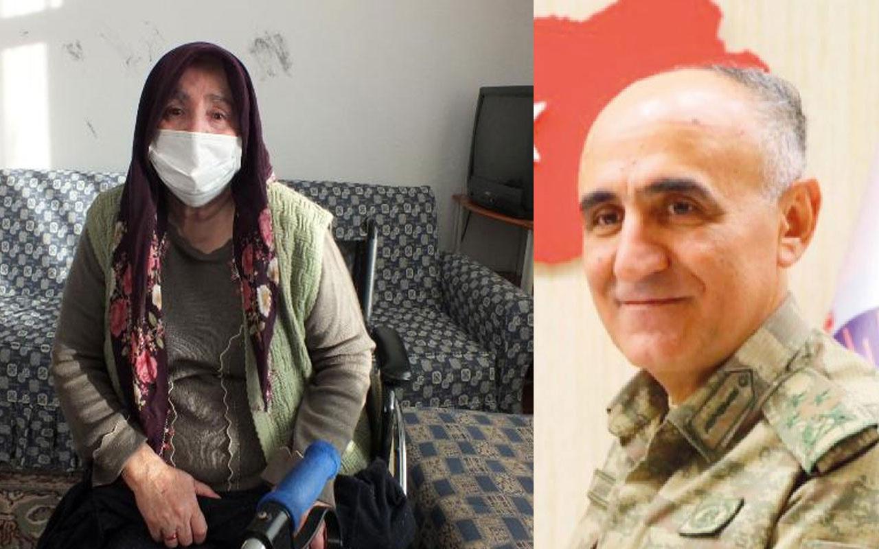 Acı haberle kahroldular! Şehit Korgeneral Osman Erbaş'ın ablası konuştu