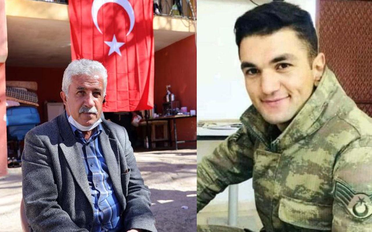 Bitlis şehidi Nazmi Yılmaz tayinini bekliyormuş! Amcası konuştu