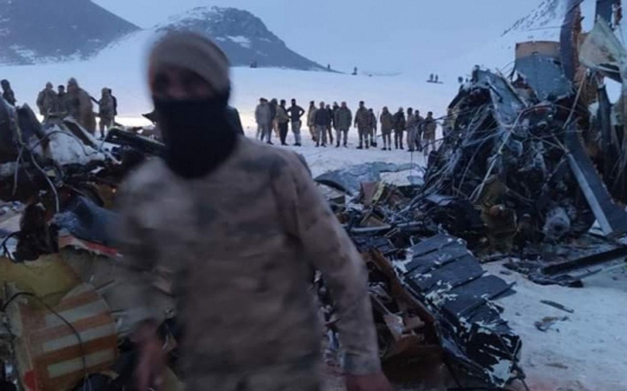 Rusya'nın Ankara Büyükelçiliği'nden Bitlis'teki helikopter kazasıyla ilgili taziye mesajı