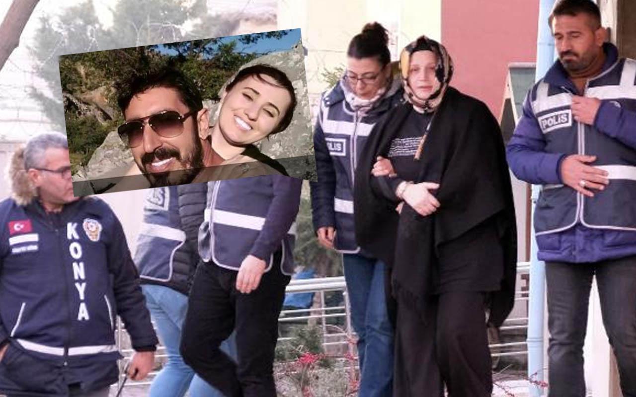 Konya'da kocasının sevgilisini öldürdü! Mahkeme tahrik ve iyi hal indirimi uyguladı