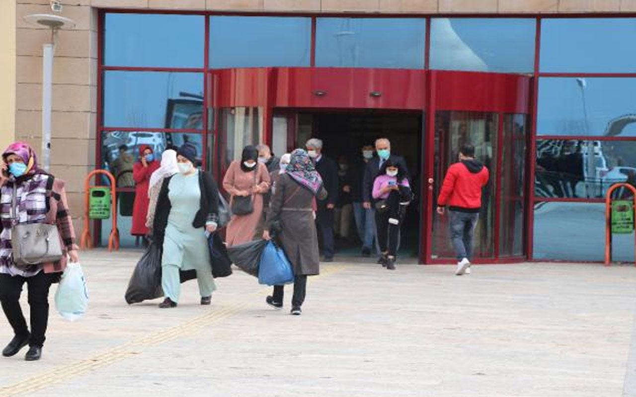 Diyarbakır'dan çok iyi haber! Pandemi hastaneleri de normalleşti; yatan 25 hasta kaldı