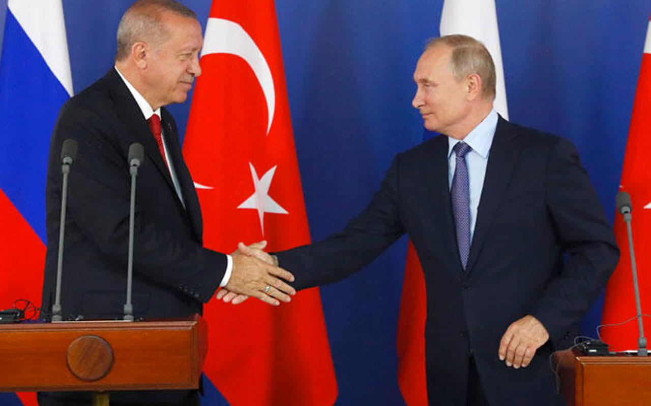 Erdoğan ve Putin, Akkuyu NGS'deki üçüncü reaktörün temelini video konferans yöntemiyle atacak
