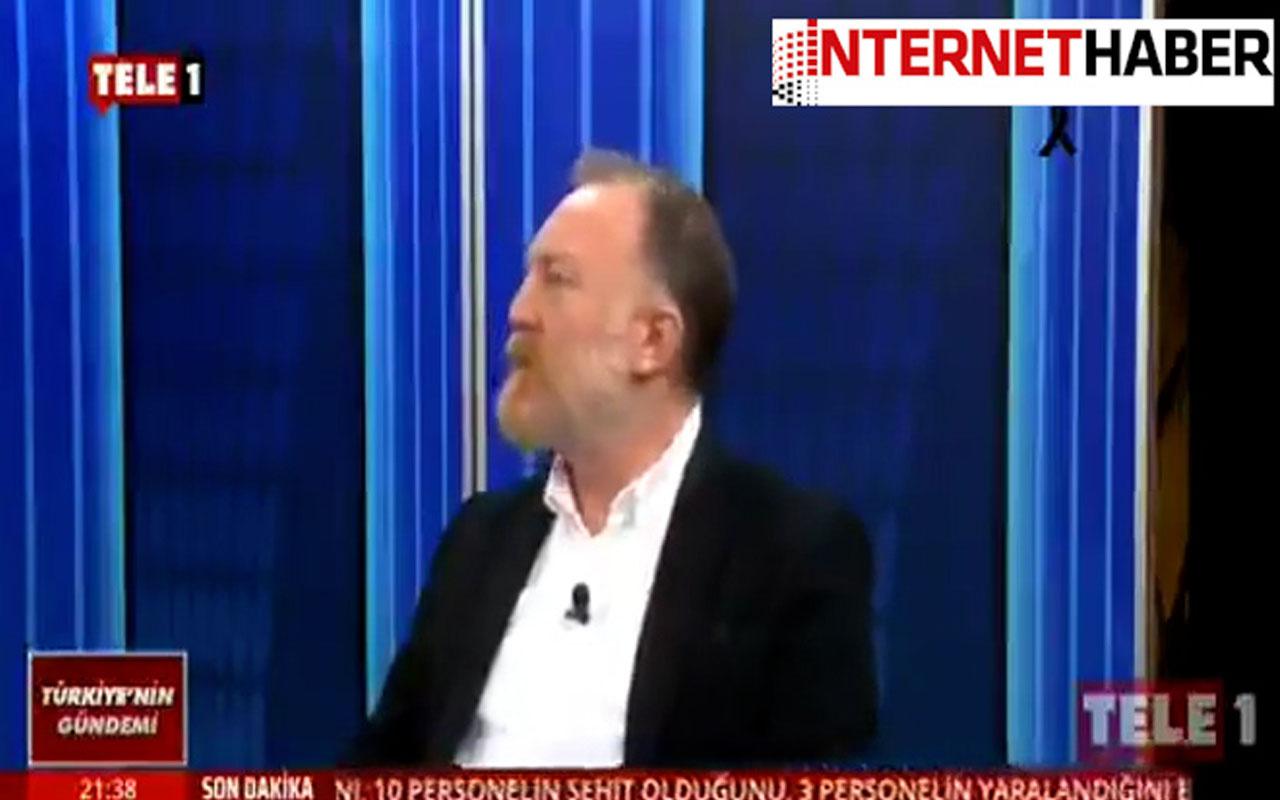 HDP'li Sezai Temelli'den canlı yayında şehitler üzerinden skandal sözler! Tepki yağdı