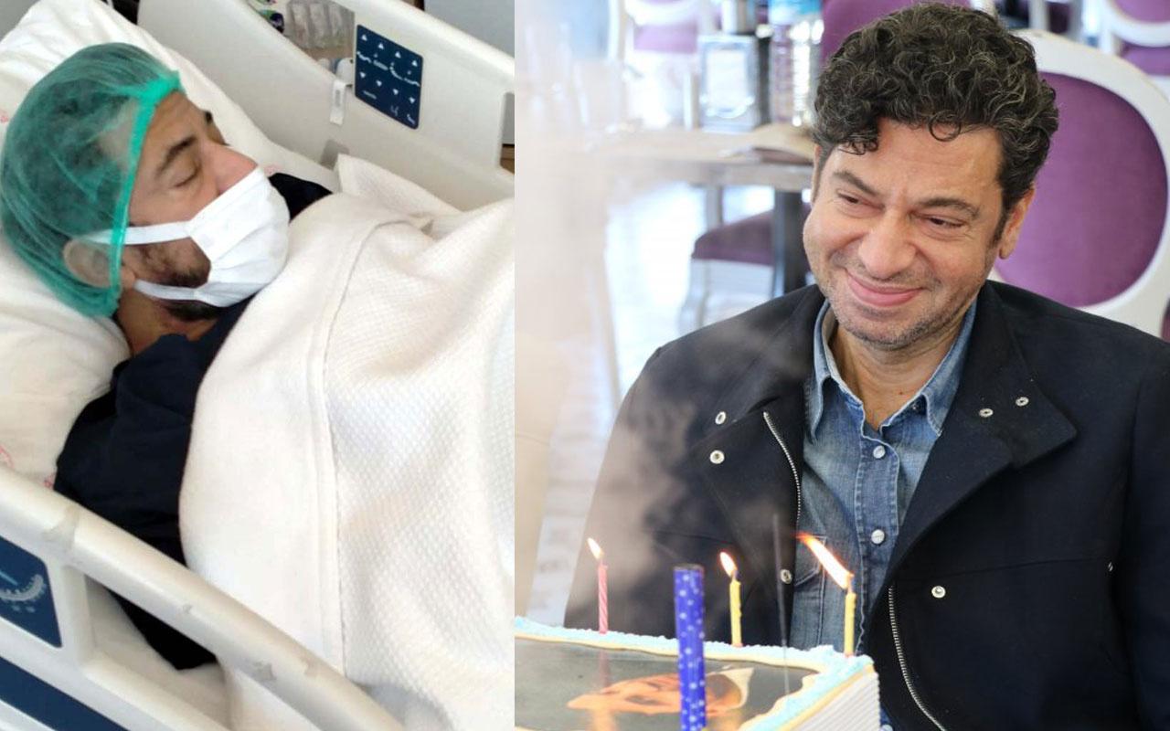 Karaciğer İzmir'den bulundu Hakan Taşıyan ameliyat oldu son sağlık durumu