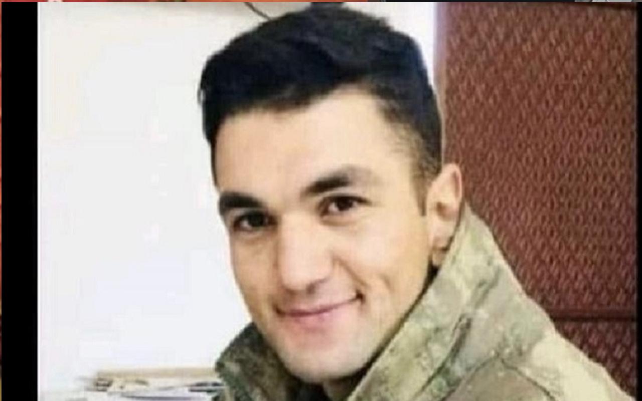 Nazmi Yılmaz kimdir Bitlis şehidi geride 1 yaşında oğlunu bıraktı