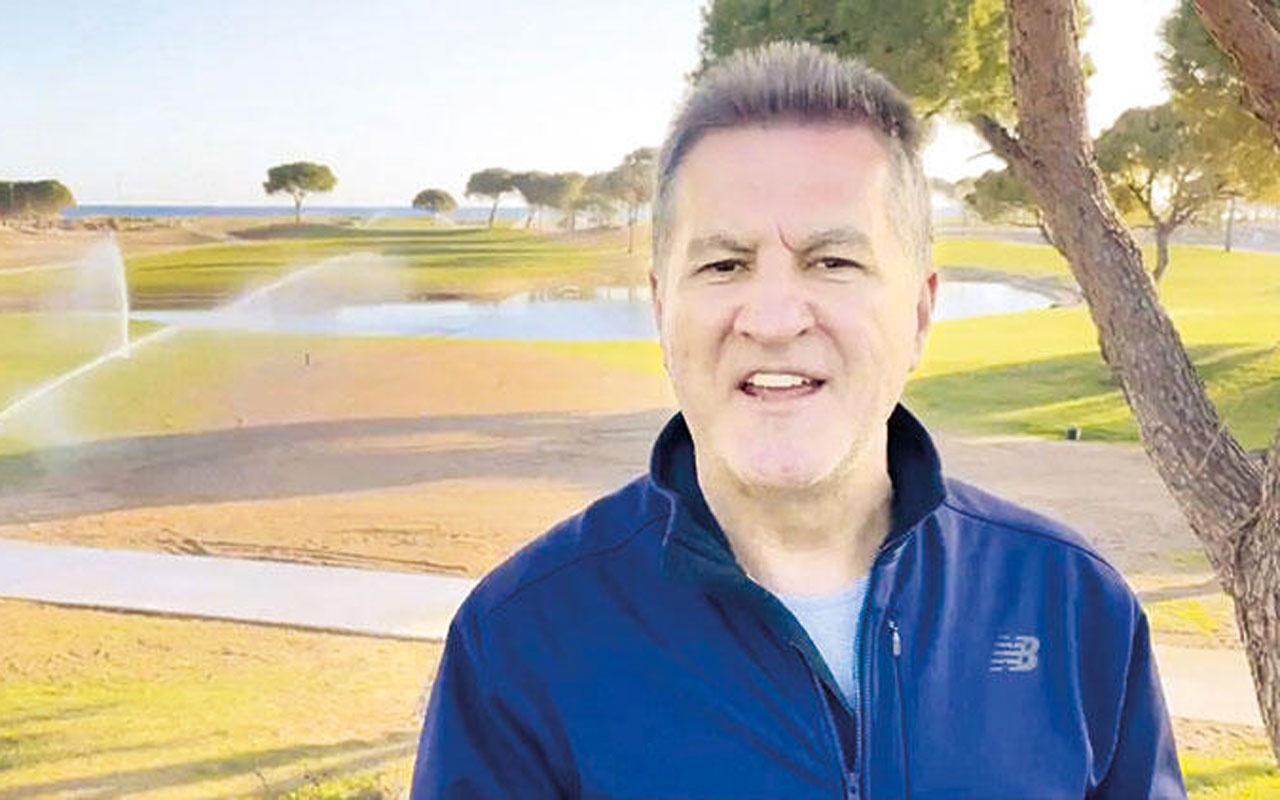 Golf sahasında tarımı anlatan Mustafa Sarıgül'den açıklama Maça çıkmayan boksör madalya alamaz