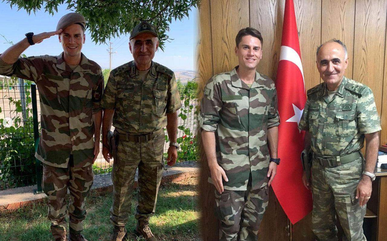 Savaşçı'nın yıldızı Anıl Tetik'in komutanı Bitlis'te şehit olan Korgeneral Osman Erbaş çıktı