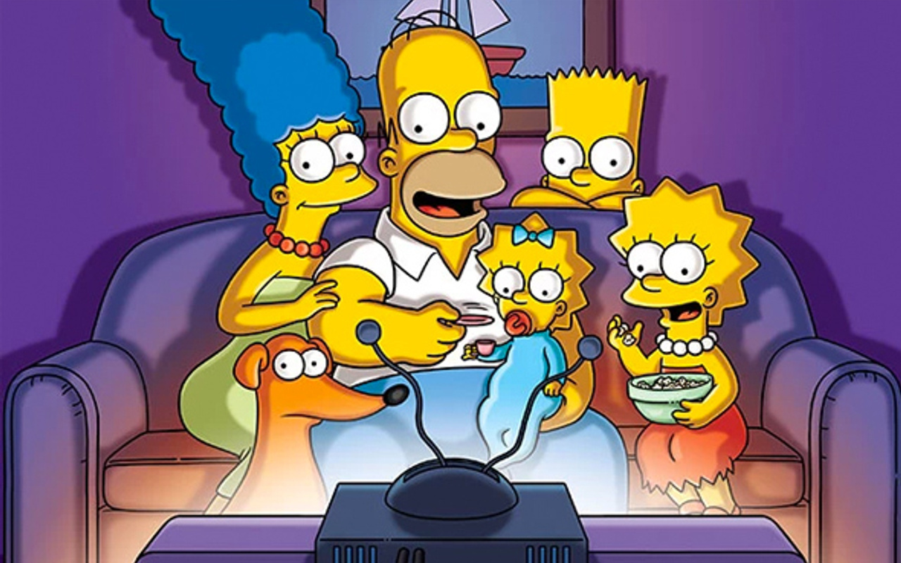 Simpsonlar rekora imza attı yeni kehanetler için onayı kaptı! 2023'te...