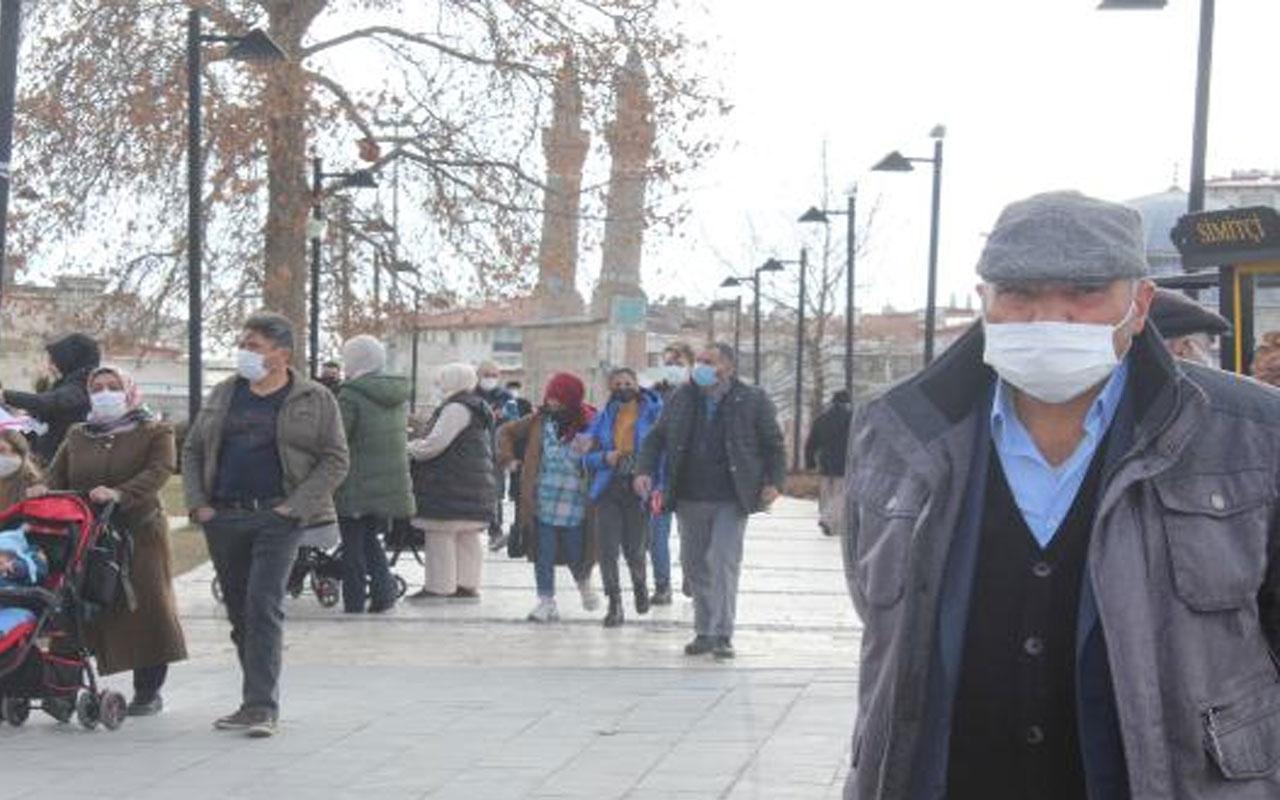 Yeni koronavirüs tedbiri! Sivas'a dışarıdan gelenlere 3 gün kısıtlaması