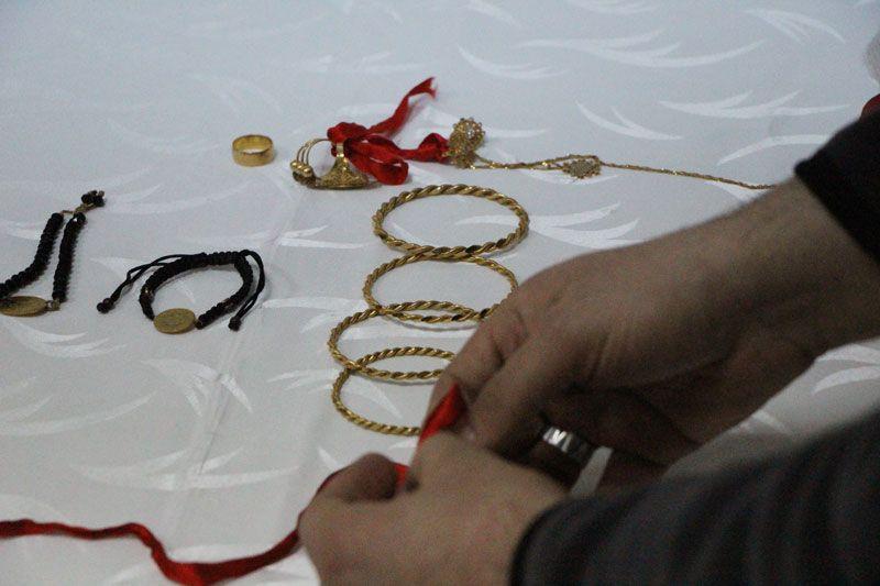 Amasya'da yerde bir kese altın buldu sahibi bakın ne dedi!