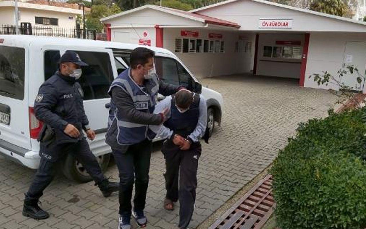 Aydın'da komşusu yaşlı kadına tecavüz etti boğarak öldürdü! Katilin iç çamaşır rezaleti