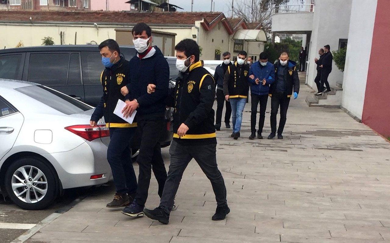 Adana'da 18 yıl hüküm giymiş firari yakalandı