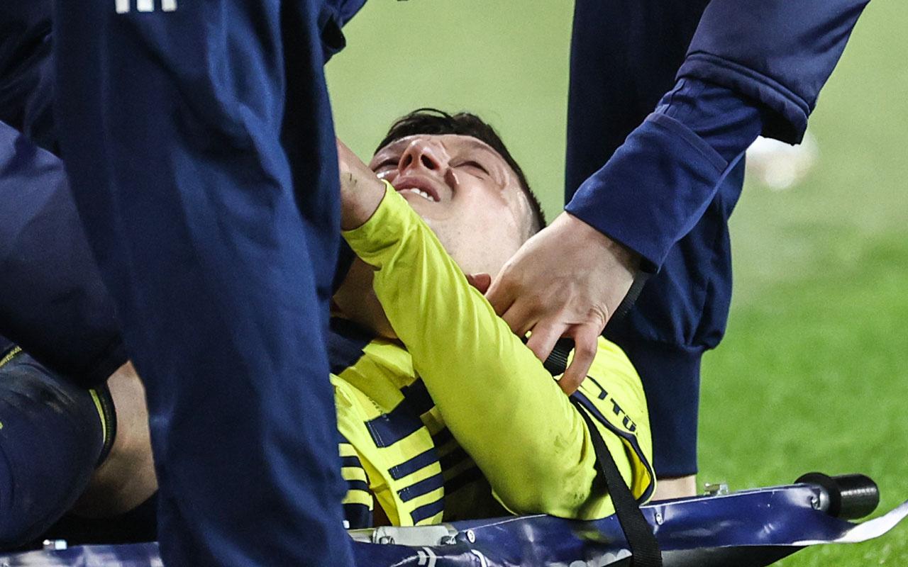 Fenerbahçe'de Mesut Özil kabusu! İşte kaçıracağı maçlar