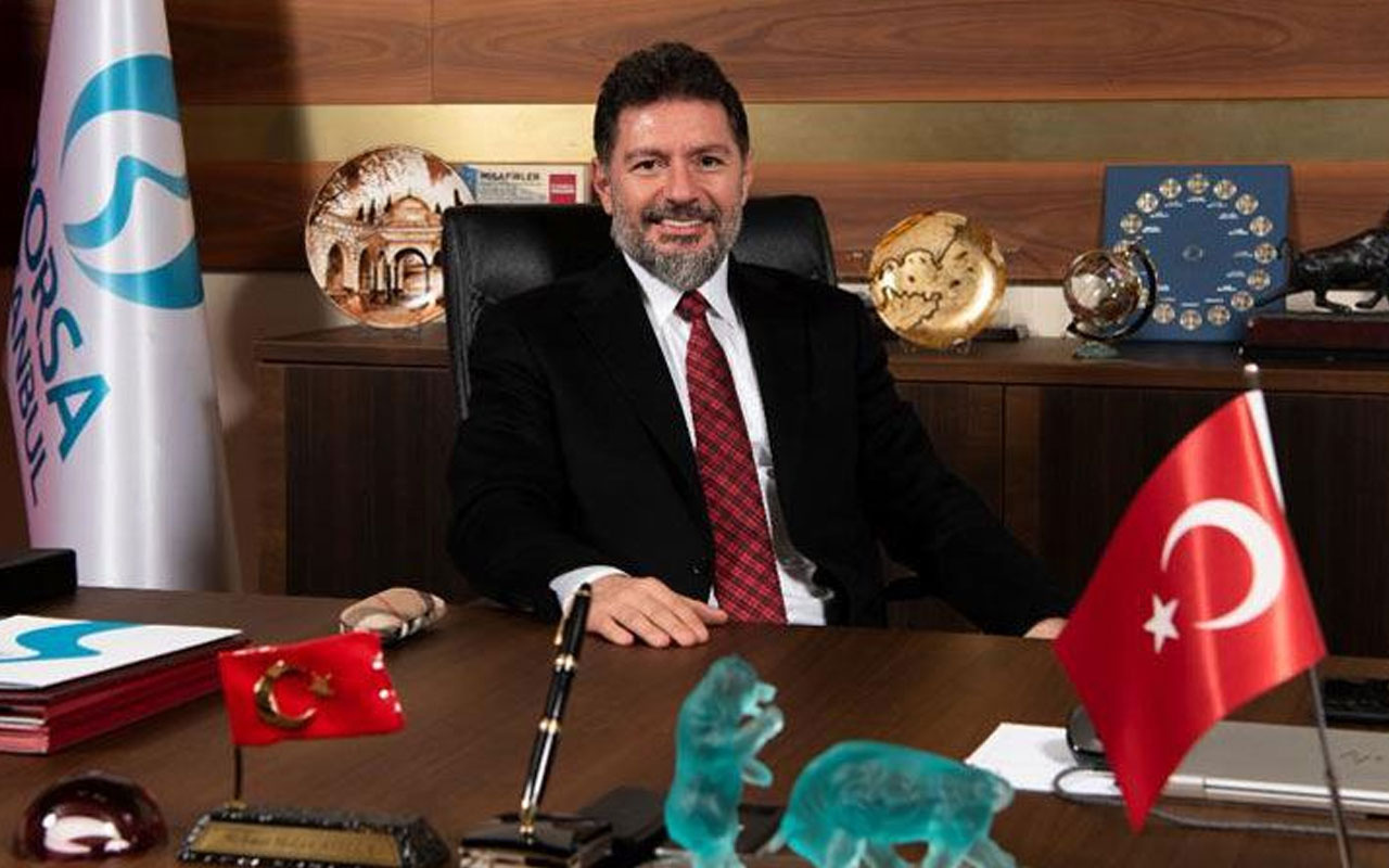 Hakan Atilla'dan 'istifa' iddialarına yanıt