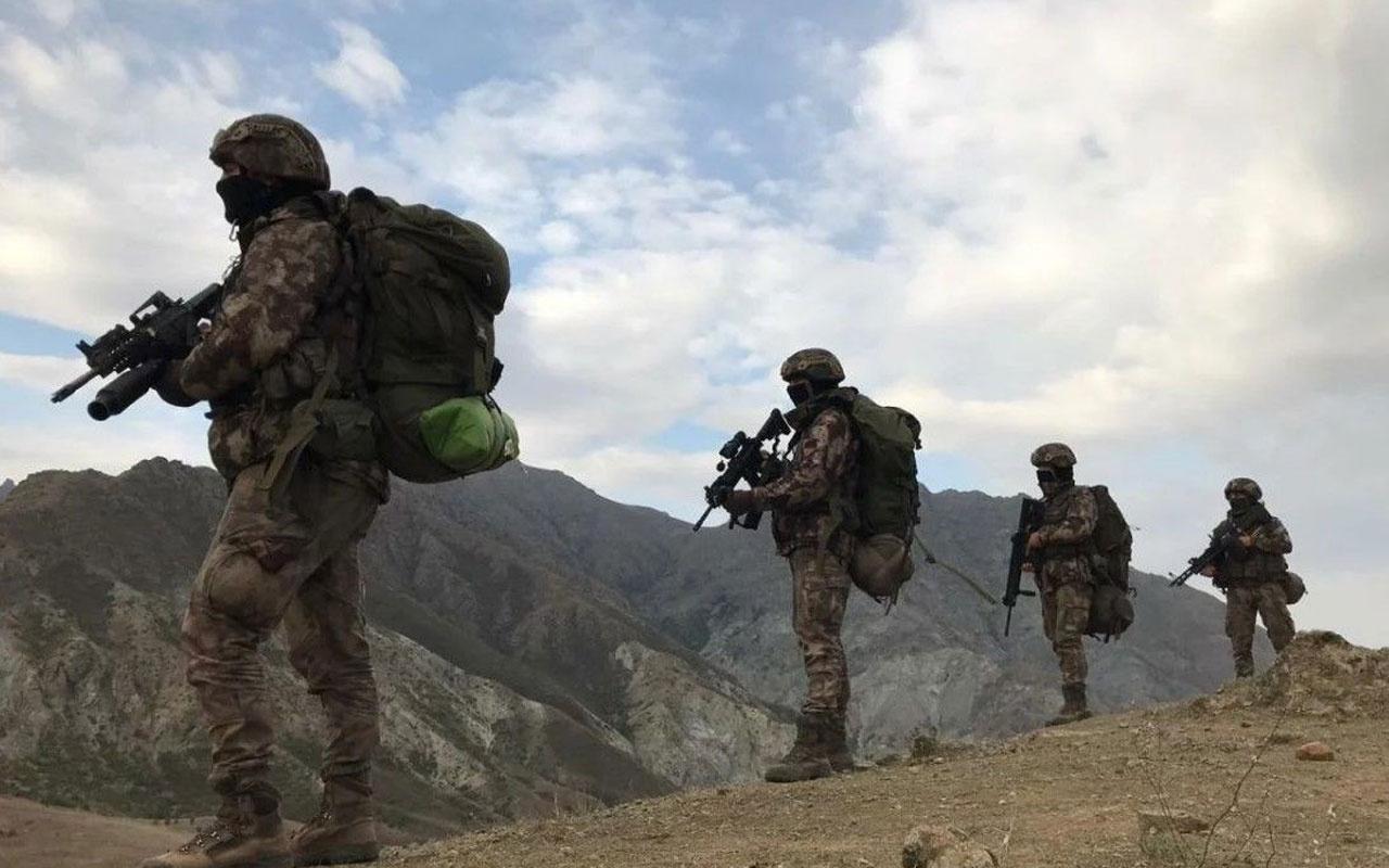 Saldırı hazırlığındaki 7 PKK'lı etkisiz hale getirildi