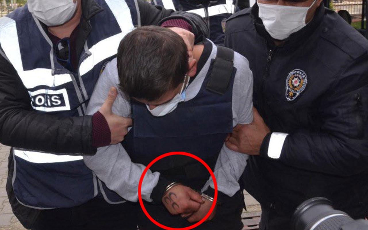 """92 yaşındaki kadına tecavüz edip öldürdü! Katilin """"Üç Hilal"""" dövmesine Bahçeli'den tepki bakanlıktan soruşturma"""