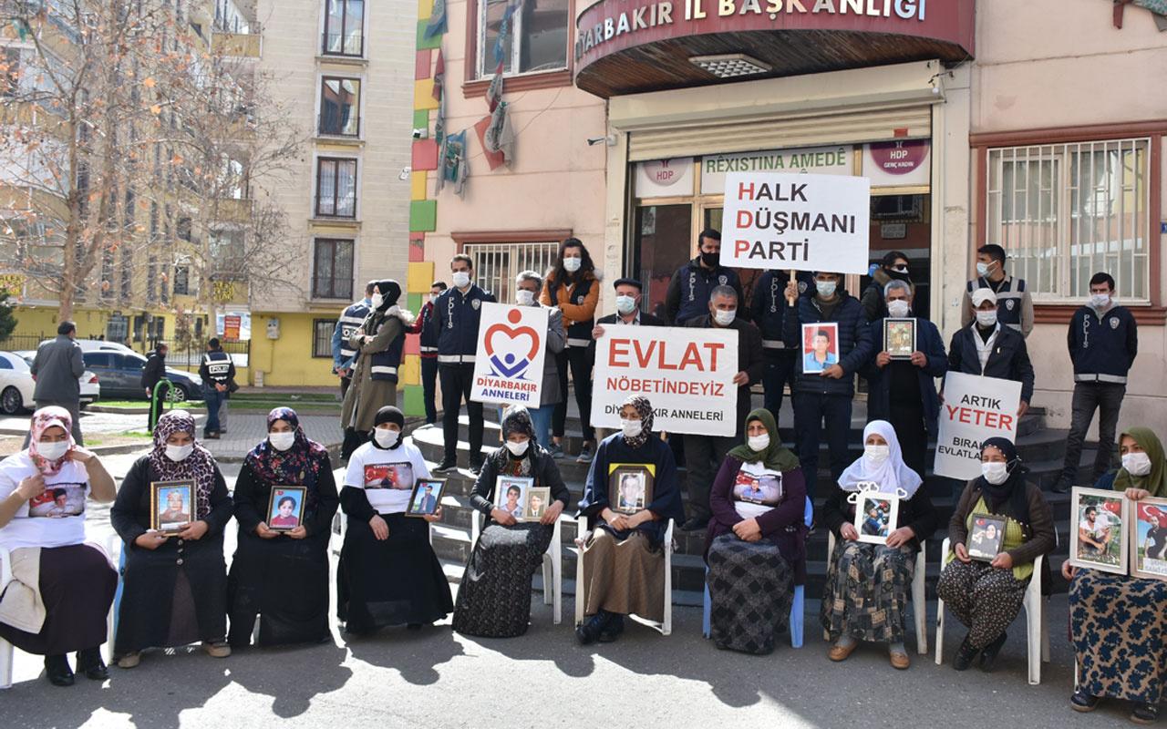 Diyarbakır annelerinden CHP'li Özgür Özel'in açıklamalarına tepki