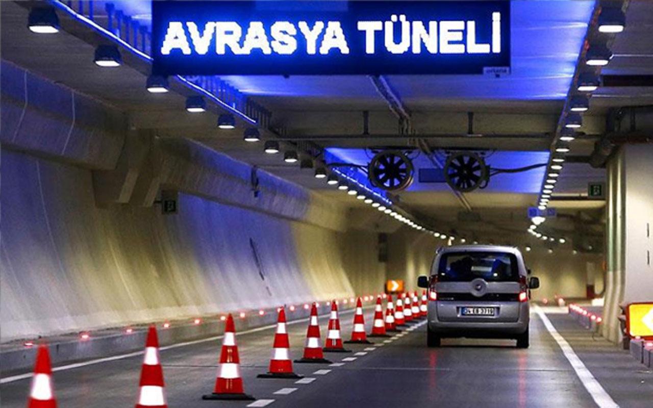 Avrasya Tüneli için 54 milyon dolar ödenecek! Araç geçiş garantisi tutmadı