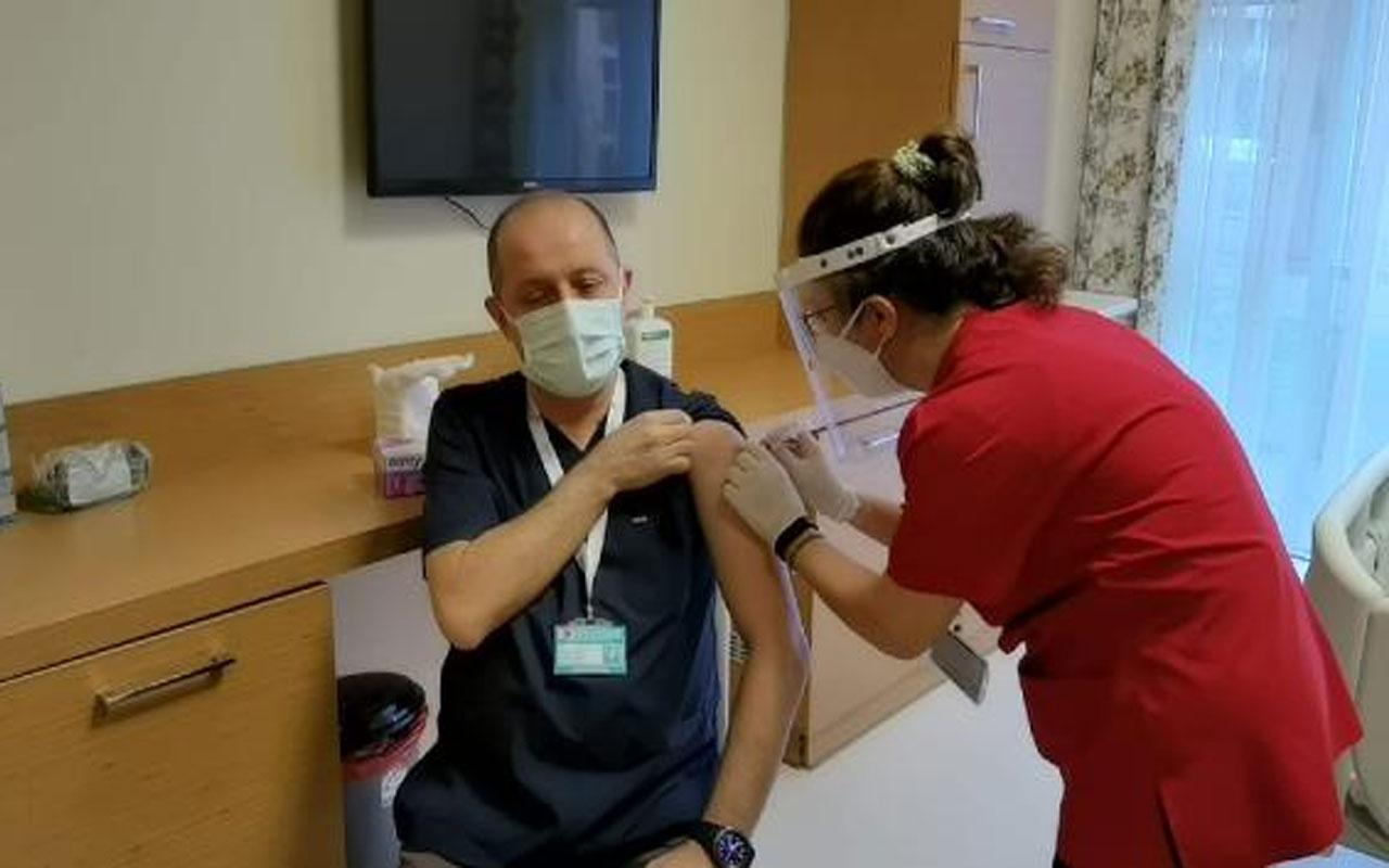 İnegöl Devlet Hastanesi Başhekimi'nde mutasyonlu virüs tespit edildi! Aşı da olmuştu