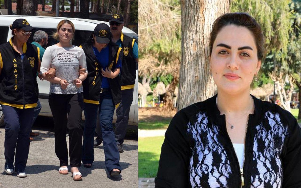 Adana'da eşini öldüren Çilem Doğan: Kendimi savunmasaydım hayattan kopacaktım