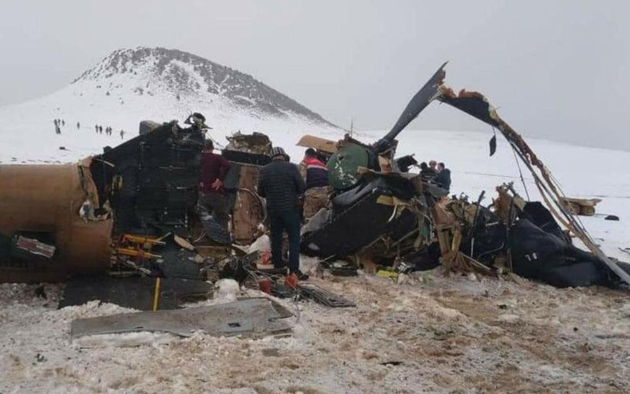 Bitlis'te 11 askere mezar olan helikopterle ilgili şok iddia! Tansu Çiller ile ilgisi ne?