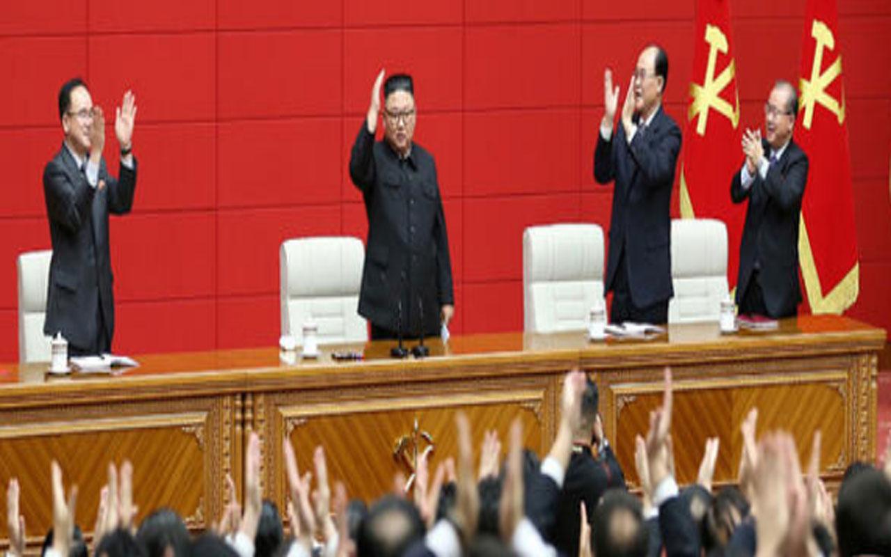 Tanklar göründü, Kim dondu kaldı! Kuzey Kore'de askeri hareketlilik