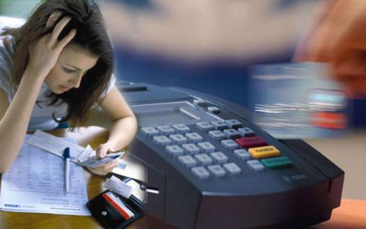 Türkiye'de 34 milyon kişinin banka borcu var! Hazine ve Maliye Bakanı Lütfi Elvan açıkladı