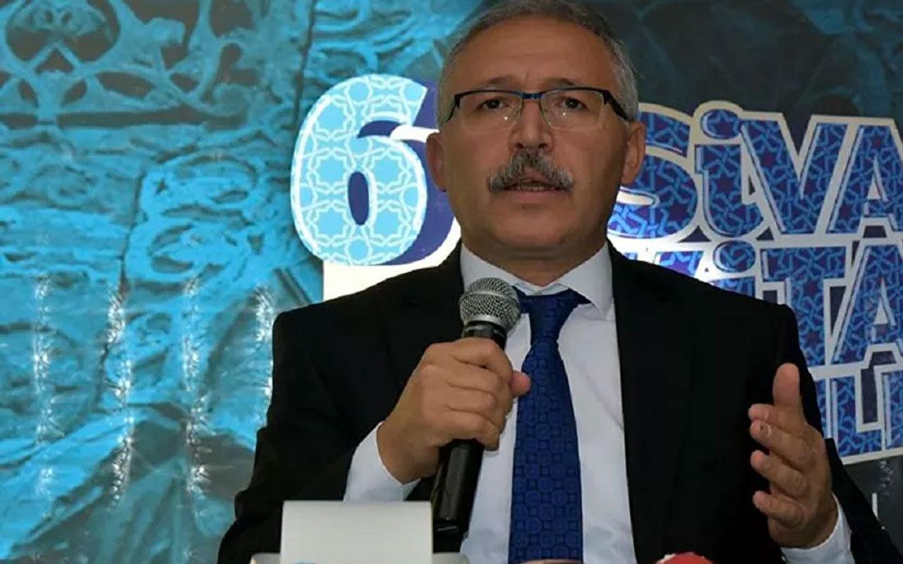 Abdulkadir Selvi: Bir bakıyorsunuz, gece yarısı bir bakanı istifa ettirmiş oluyorlar