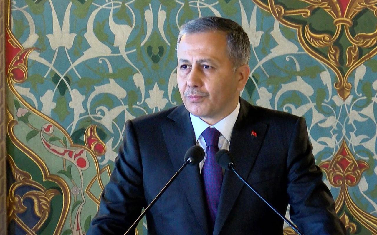 İstanbul Valisi Yerlikaya'dan Kadınlar Günü mesajı