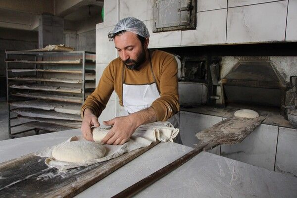 Amasya'da babasının 40 yıllık işini bıraktı annesiyle bu işe başladı