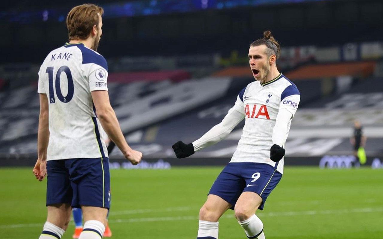Tottenham, Crystal Palace'a gol yağdırdı