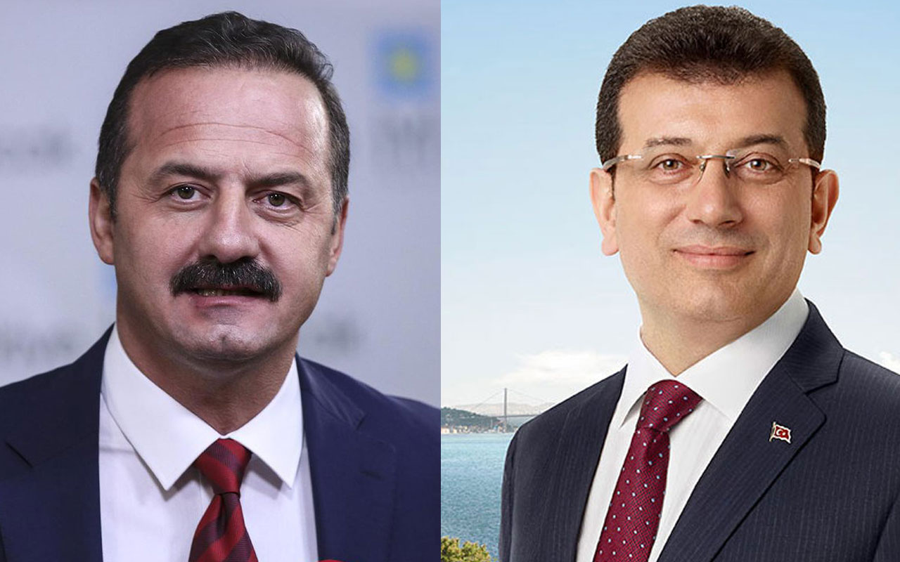 Ekrem İmamoğlu'nun paylaşımına İYİ Partili Yavuz Ağıralioğlu'ndan sert tepki