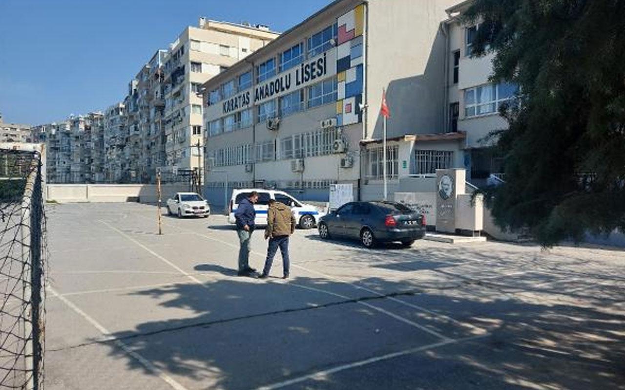 İzmir'de üzüntüye boğan olay! Beden eğitimi öğretmeni derste kalbine yenildi