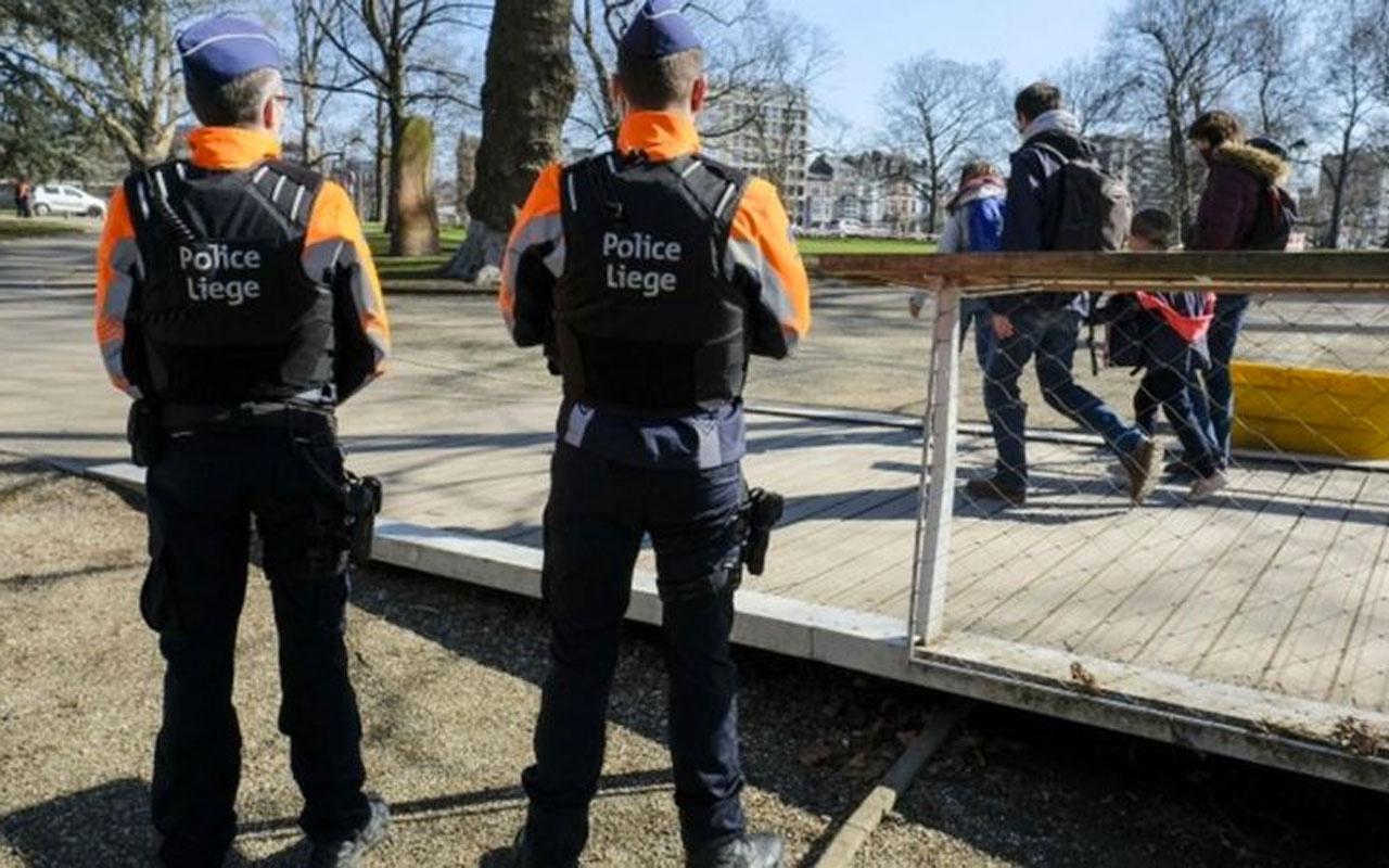 Belçika'da kadın tacizini önlemek için sivil polisler sokağa çıkıyor