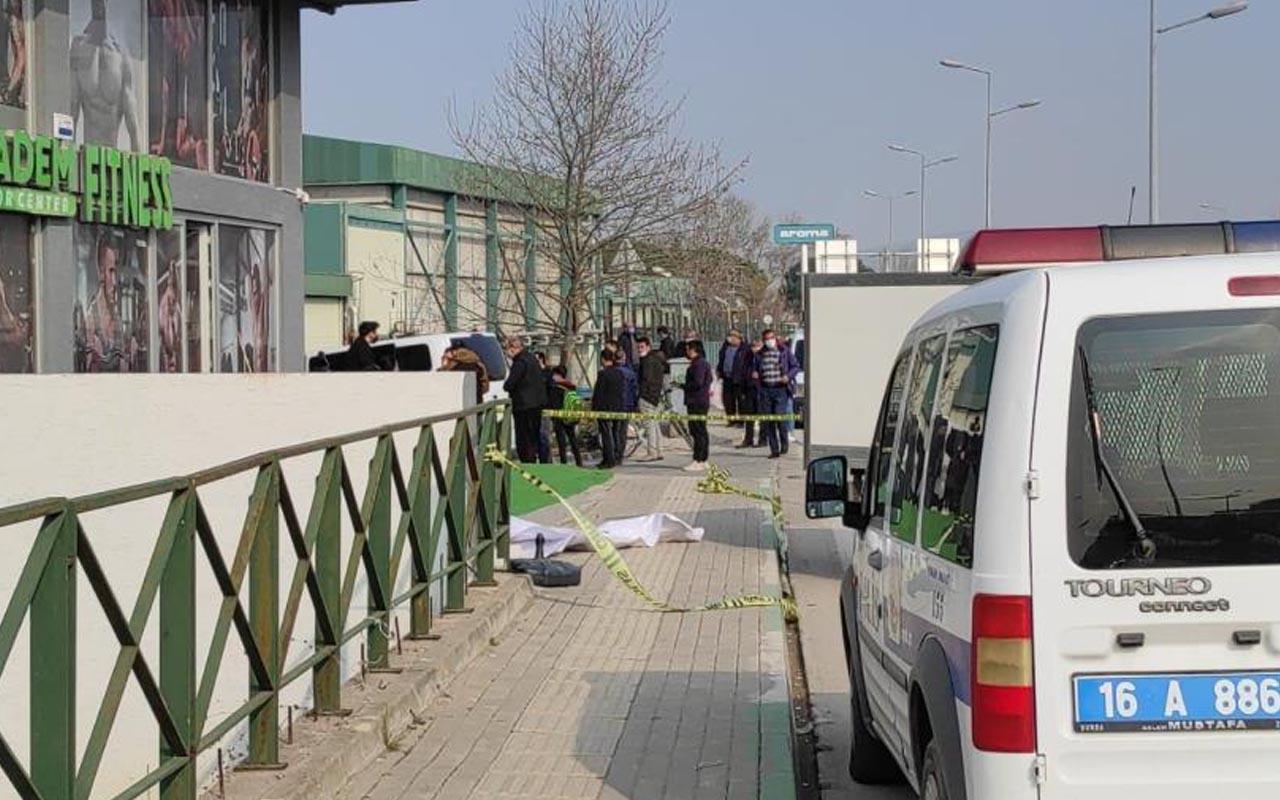 Kadınlar gününde acı ölüm! Bursa'da balkondan düşen genç kadın öldü