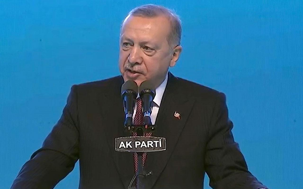 Cumhurbaşkanı Erdoğan'dan önemli açıklamalar Meclis'te yeni bir komisyon oluşturuyoruz