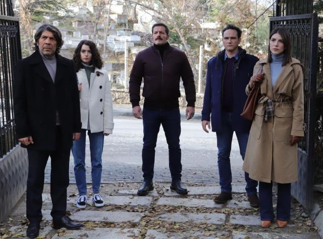 Teşkilat dizisi ortalığı salladı Twitter yıkıldı TRT1'in yeni dizisi için tarihinin en iyisi dendi