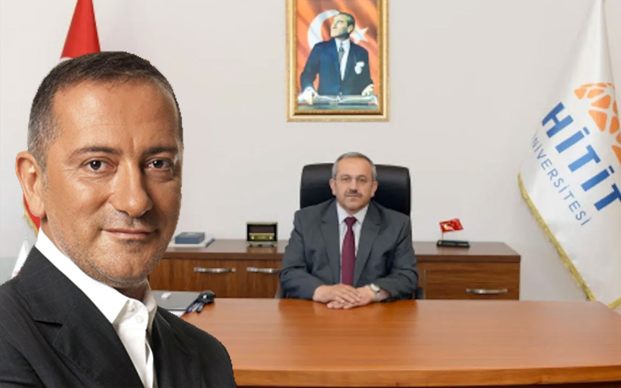 Hitit Üniversitesi'nde ilahiyatçı profesör neden Mimarlık'a dekan oldu? Fatih Altaylı yazdı