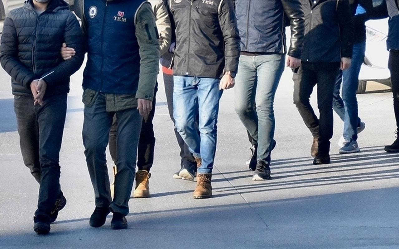 Konya merkezli 7 ilde FETÖ operasyonu: 4 gözaltı